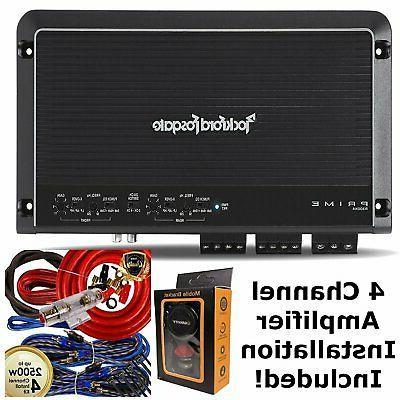 r300x4 prime 4 channel amplifier 4 channel