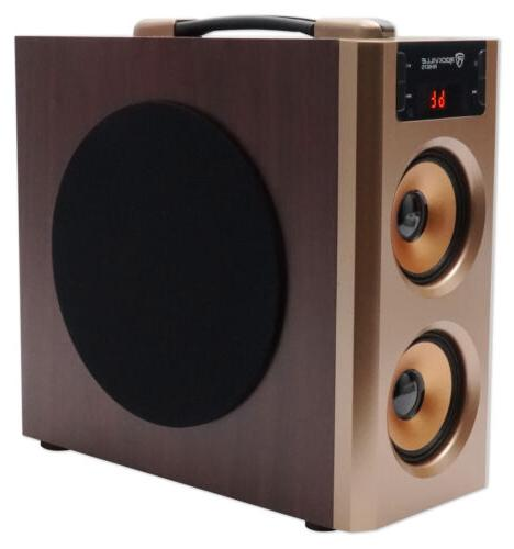 Rockville Home Compact w Bluetooth/USB/FM