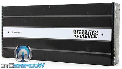 SUNDOWN AUDIO SAE-1100.5 COMPONENT SYSTEM AMPLIFIER