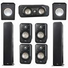 Polk Audio Signature 7.2 System with 2 S55 Tower Speaker, 1