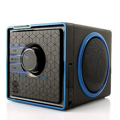 GOgroove SonaVERSE BX Portable Stereo Speaker System w/ Rech