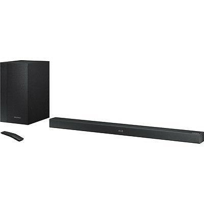 Samsung HWM360 200-Watt 2.1 Channel Soundbar w/ Wireless Sub