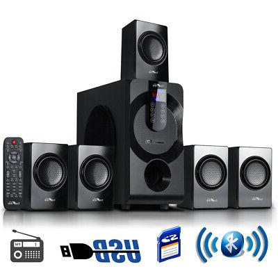 surround bluetooth speaker system bfs460