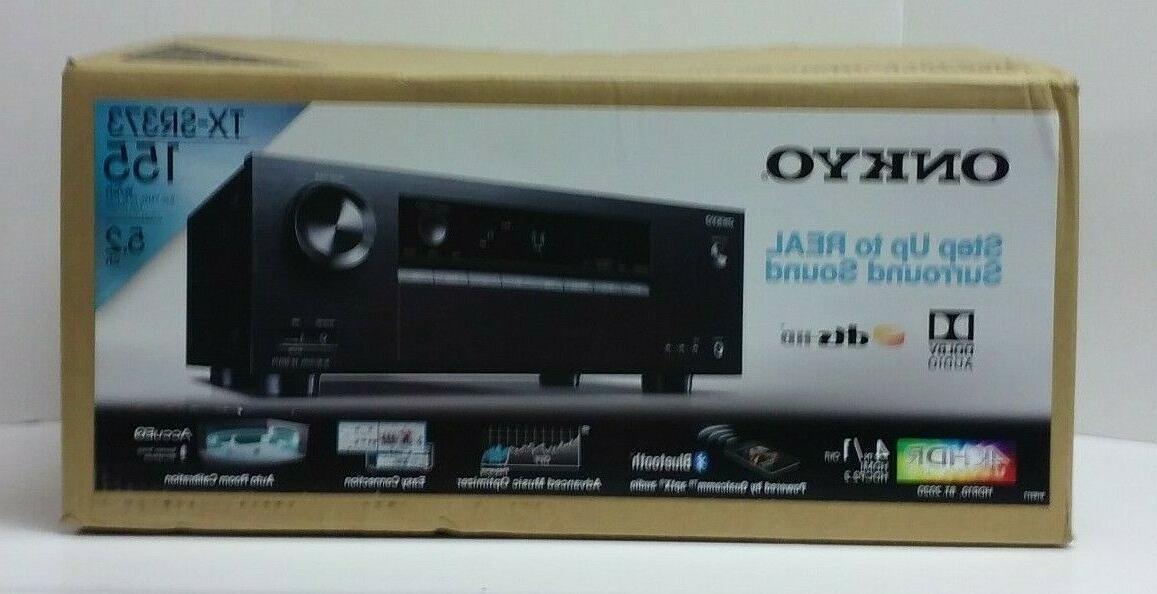 Onkyo Surround Sound Audio  U0026 Video Component Receiver
