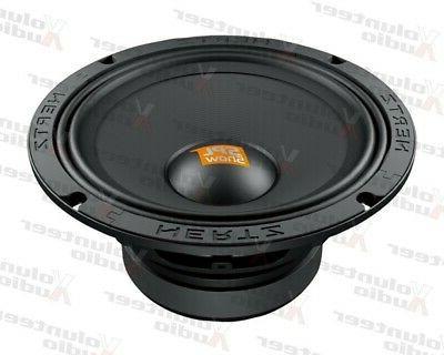 """HERTZ Midrange 8"""" 4 Ohm Speakers 500W"""