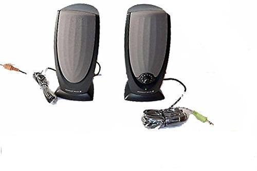 two speaker system
