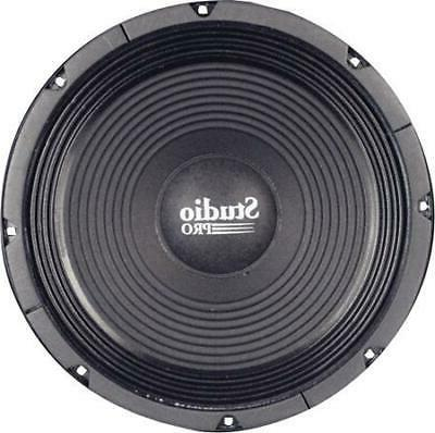 wh12 power paper cone subwoofer