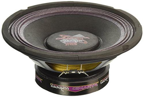 wh88 power paper cone subwoofer