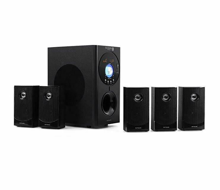 Wireless Surround Sound Home Speaker Set