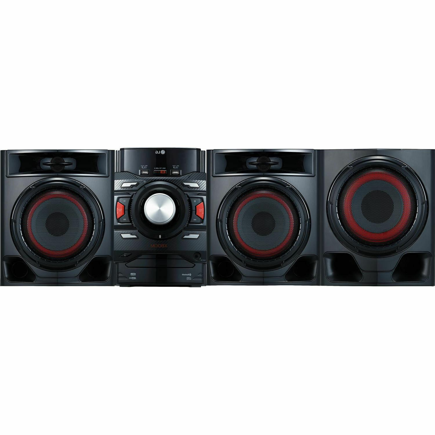 LG 2.1ch Bluetooth Mini Shelf Speaker System with Subwoofer