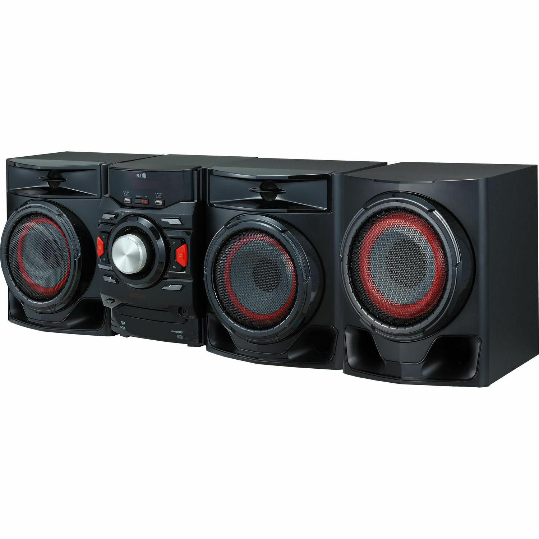 LG 2.1ch Bluetooth Speaker System Subwoofer