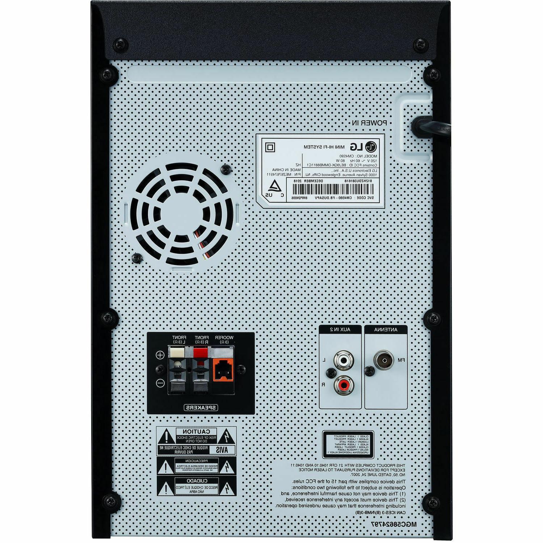 LG XBOOM 2.1ch Speaker System