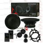 KENWOOD XR-1700P 6.5-INCH CAR AUDIO COMPONENT SPEAKER SYSTEM