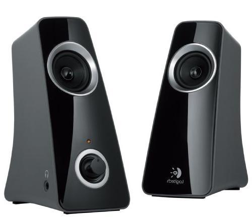 Logitech Z320 Stereo Speakers PC, Mac, IPOD, MP3
