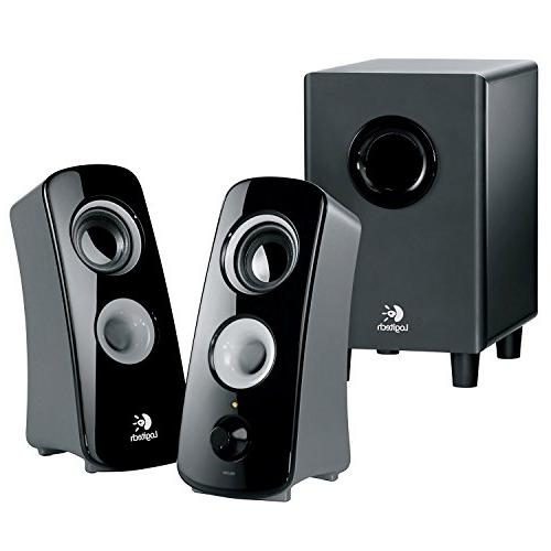 z323 surround sound speaker system