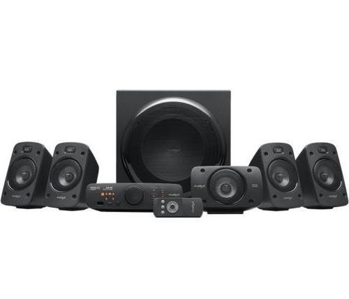 Logitech Z906 5.1 Surround Sound Speaker System - THX, Dolby