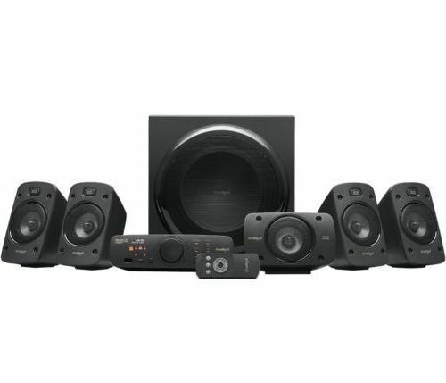 z906 5 1 surround sound speaker system