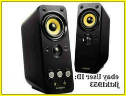 Creative Labs GigaWorks T20 Series II 2.0 Multimedia Speaker