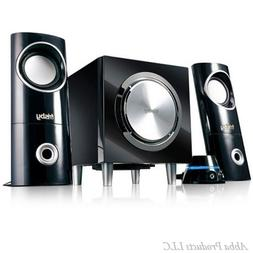 Laptop PC Stereo Desktop Speaker 1200W Subwoofer Sound Syste