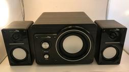 Eagle Arion Legacy AR306 2.1 Speaker System w/ Subwoofer for