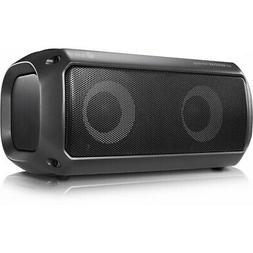 LG PK3 2.0 Speaker System - Wireless Speaker - Portable - Ba