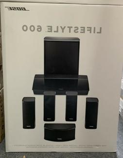 Bose Lifestyle 600 Speaker System Black