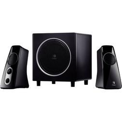 Logitech Z523 2.1 Speaker System - 40 W Rms - 48 Hz - 20 Khz