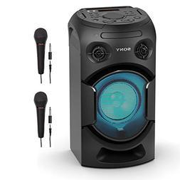 Sony MHC-V21 High Power Audio System with Bluetooth Karaoke