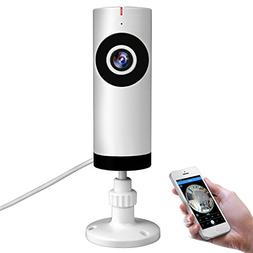 Mini Wireless IP Security Camera with Speaker by Phone 720P
