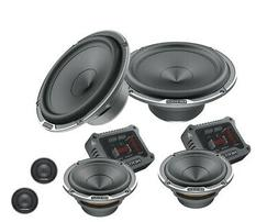 "Hertz MPK163.3 Mille Pro 6-1/2"" 3-way Component Speaker Sy"