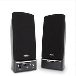 Multimedia desktop computer speakers by Cyber Acoustics  New