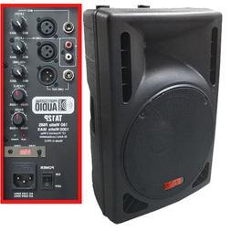 NEW -1000 Watt Powered DJ Speaker - 12-inch - Bi-Amp 2-Way A