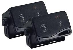 Pyramid 2022sx Mini Box Speaker System - 3-way Speaker - Cab