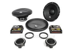 "NEW Massive Audio MK5 260 Watts 5.25"" 2-Way Car Component Sp"