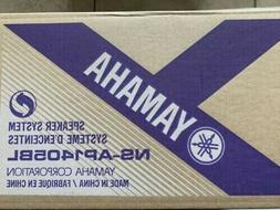 Yamaha NS-AP1405BL Speaker System Brand New in Box
