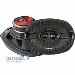 "Pair Kicker 44KSC69304 KSC6930 6x9"" 600 Watt 3-way Car Audio"