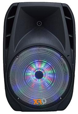 QFX PBX-61150 Tailgate Speaker System with Bluetooth