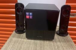 Ilive Platinum Wireless Speaker System + Subwoofer IHB26B Bl