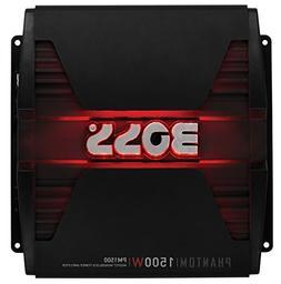 BOSS Audio PM1500 - Phantom 1500 Watt, 2/4 Ohm Stable Class