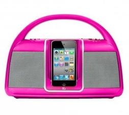 GPX Portable Dock for iPod with AM