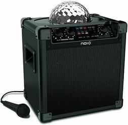 ION Portable Party Rocker Plus Wireless  Speaker System & Ka