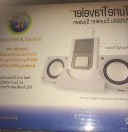 INNOVATIVE TECHNOLOGY PORTABLE SPEAKER SYSTEM