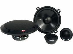 Rockford Fosgate Prime R152-S 5.25-Inch Component Speaker Sy