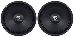 "Rockville RM84PRO 8"" 4 Ohm 600 Watt SPL Midrange Min-Bass C"