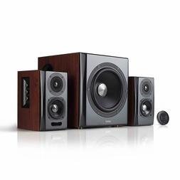 edifier s 350 db bookshelf speaker and subwoofer 2.1speaker