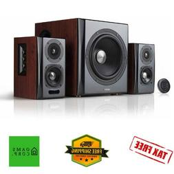 s350db bookshelf speaker subwoofer 2