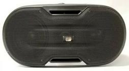 """MG ELECTRONICS SB400T Speaker Indoor Outdoor 4"""" Dual Woofer"""