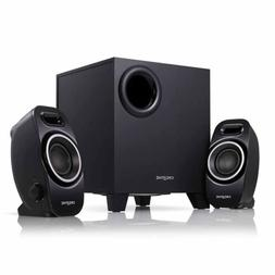Creative SBS A250 2.1 Channel Speaker Sound System with Bass