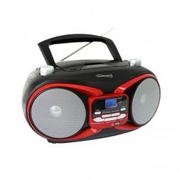 Supersonic SC504RED Portable Audio System