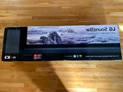 LG SK10Y 5.1.2 Channel Hi-Res Audio Sound Bar with Dolby Atm